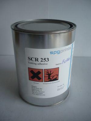 SCR253 Infra-red başlık yapıştırıcı