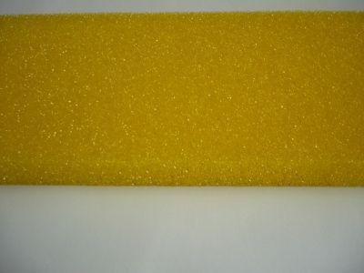 Blanket yıkama cam süngeri 2200 mm. sarı