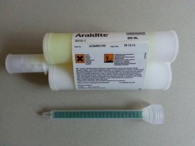 Araldite 2010 A/B 200 ml. Başlık yapıştırıcı
