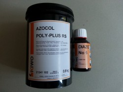 SPGPrints B.V. - Azocol Poly Plus RS - Emülsiyon