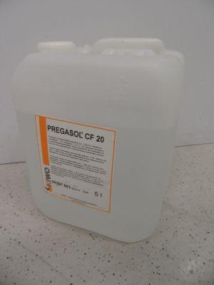 Pregasol CF20 - Sıyırma öncesi yumuşatıcı